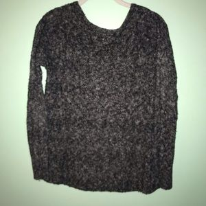 American Eagle Outfitters Grey Sweater (Size: S)